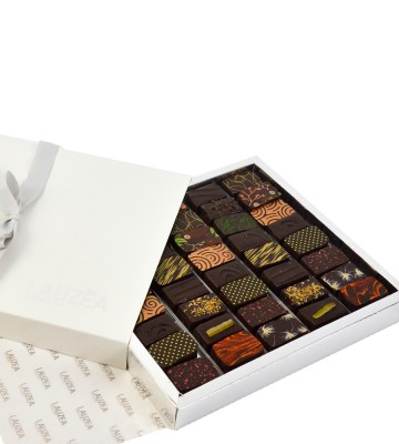 Assortiment de 40 Chocolats Lauzea