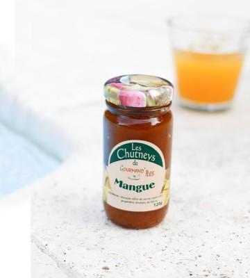 Chutney à la mangue