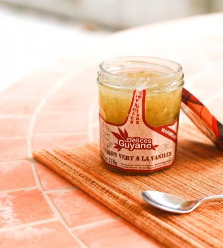 Confiture Citron Vanille