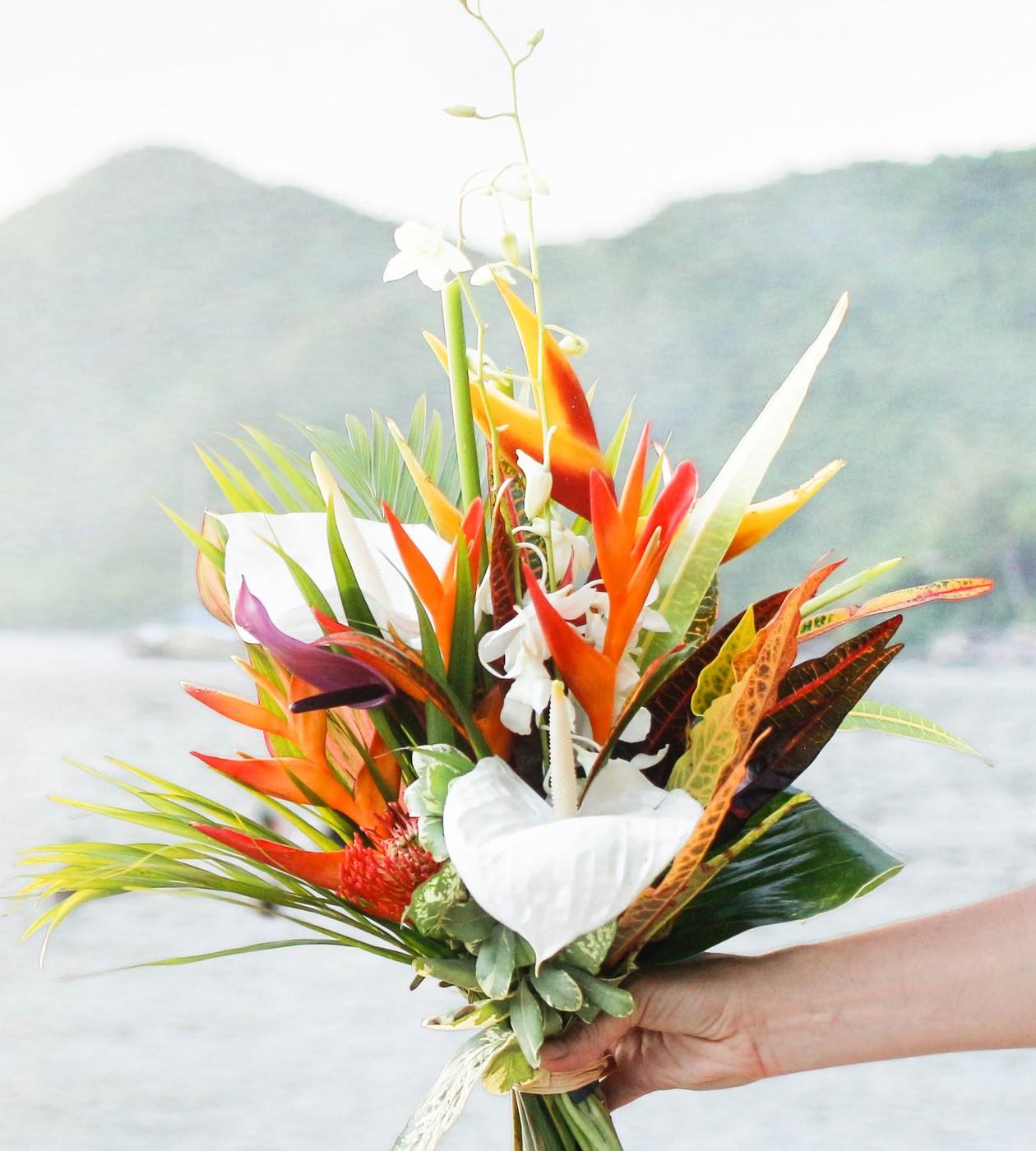 livraison bouquet fleurs alizée | fleurs lointaines