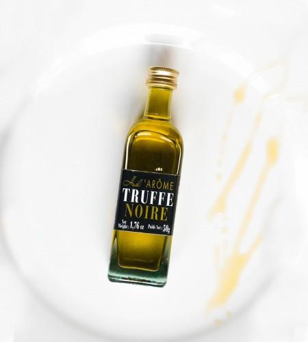 Huile d'olive à la Truffe noire