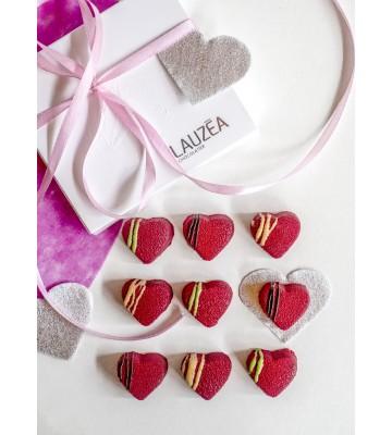Chocolats Lauzéa Saint Valentin