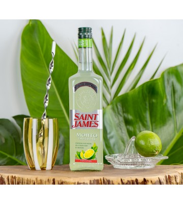 Saint James · Mojito · 35° · 70 cl