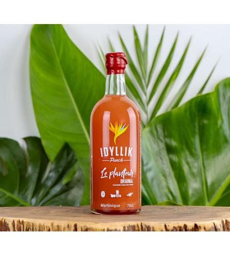 Idyllik · Punch planteur artisanal · 75 cl