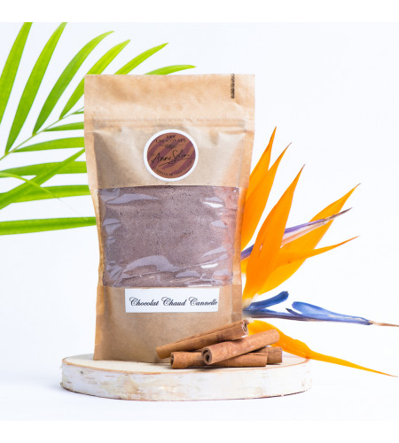 Les Chocolats d'Anne Solène : chocolat chaud cannelle 200g
